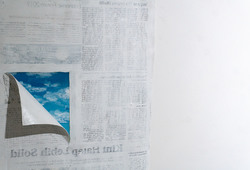 Newspaper (Detail View #2)