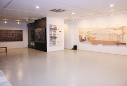 Installation View Gatot Pudjiarto
