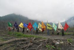 The Flag Project (Merapi)