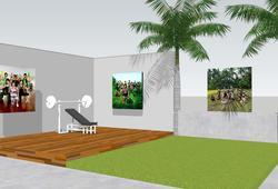 Installation Shot Wimo Ambala Bayang
