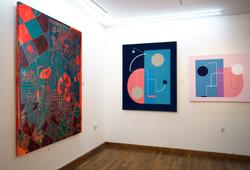 Installation View - Buah Tangan Group Exhibition