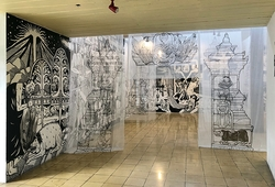 Gapura Buwana Installation View #3