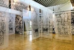 Gapura Buwana Installation View #2
