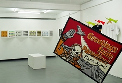 Greetings From Paradox Installation View