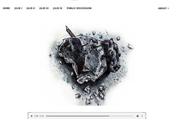 Toko Buku Liong - Jilid I Escombros-2. The Ruins are My Home