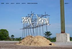 Toko Buku Liong - Jilid I Escombros-3. PARA()PORTAL