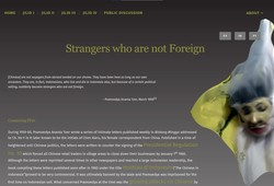 Toko Buku Liong - Jilid II Strangers Who are Not Foreign-1. Intro