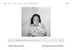 Toko Buku Liong - Jilid II Strangers Who are Not Foreign-4. Walk Along ONG