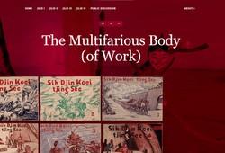Toko Buku Liong - Jilid III The Making of a Body-2.1. The Multifarious Body of Work