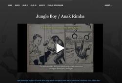 Toko Buku Liong - Jilid IV The Specters of Wiro-1. Jungle Boy Anak Rimba