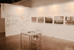 Installation View Arya