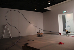 Installation View of Lure #2