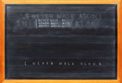 I Never Walk Alone