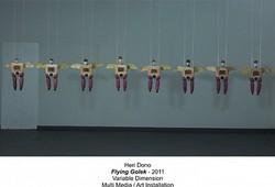 Flying Golek