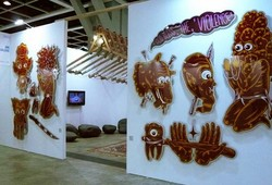 """Ark Gallery at ART HK 11"" Installation view"