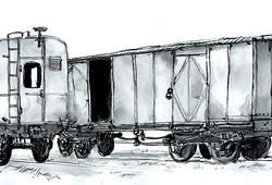 Kereta Renta 2 (BW)