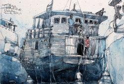 Kapal Phinisi I