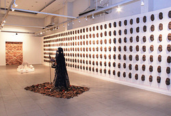 Installation View Sri astari