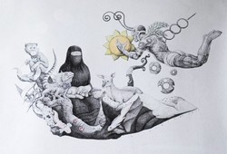 Tak Ada Bidadari di Sidrah