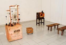 Installation View Iwan Effendi