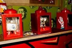 Installation View Indieguerillas #3