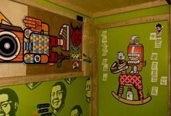 Installation View Indieguerillas #4