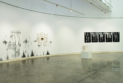Installation View Setu Legi