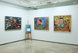 Installation View Budi Asih