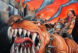 Angry Society