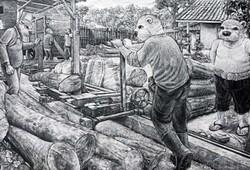 Blandong (Lumberjack)