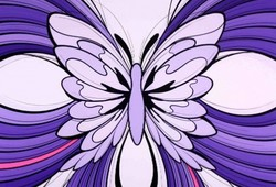 Sovereign Wings Purple