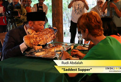 Saddest Supper