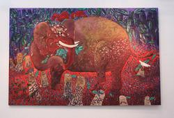 Flirty Elephant
