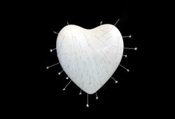 Kings Heart-White