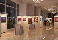 """Soul of The Night"" Installation View"