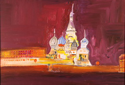 Moskwa by Night