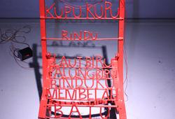 Kursi Merah Mendaras