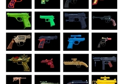 Octopus Virtual Gallery : 1s t Theme   REPLICA - Plastic Gun