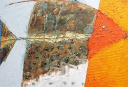 Abstraksi Ikan II