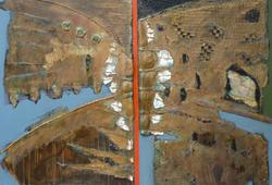 Abstraksi Kupu-kupu
