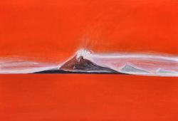 Mount Krakatau, The Breath of Nature