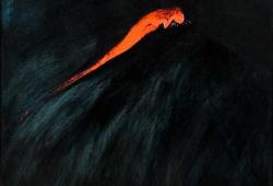 Mount Merapi, The Fullness And Emptyness