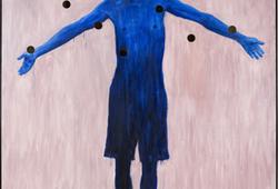 Simbul Biru