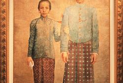 Potret Pasangan Jawa