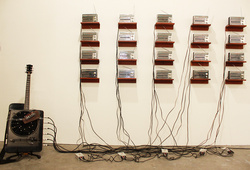 Electromagnetics Beats Morse Wave