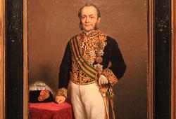 Potret Gubernur Jenderal Meijer
