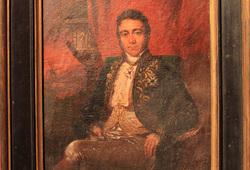Potret Jenderal Jean Chretien Baud