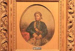 Potret Bupati Cianjur, Raden Adipati Kusumaningrat