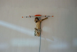 Depiction of Contemporary Crucifixion