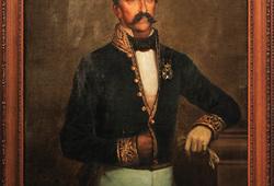 Potret Adolphe Jean Philippe Hubert Desire Bosch 1814-1873